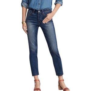 American Eagle Vintage Hi-Rise Straight Jeans 00
